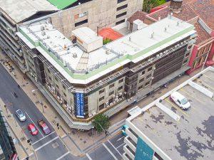 Arriendo Edificio Miraflores 388 - aérea