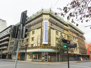 Arriendo Edificio Miraflores 388 - fachada